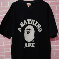 T Shirt Bape (Bukan Stussy Supreme Kenzo Undefeated)