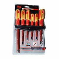 Obeng Listrik Set 7 Pcs 1000V Insulation Screwdriver Test pen set