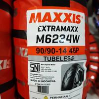Ban Maxxis Extramaxx 90/90-14 Ban Belakang Beat, Vario , Scoopy, Spacy