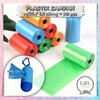 Refill / Isi Ulang Kantong Plastik Sampah Popok / Diapers / Pampers