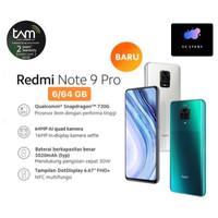 Xiaomi Redmi Note 9 Pro 6/64 GB Garansi Resmi