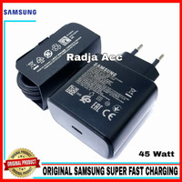 Charger Samsung Galaxy S21+ Original 100% Super Fast Charging 45 Watt