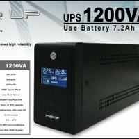 UPS POWERUP POWER UP 1200VA LCD DISPLAY