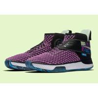 Sepatu Basket Nike Air Zoom UNVRS - Vivid Purple