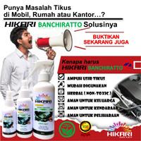 HIKARI - Pengusir Tikus Kap Mobil Rumah Kantor / Anti Rat Bukan Racun