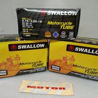 BAN DALAM DALEM SWALOW SWALLOW SEPEDA MOTOR UKURAN 275-300-18 RING 18