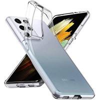 Slim TPU Case Samsung Galaxy S21 Ultra - Original Clear Soft Bening