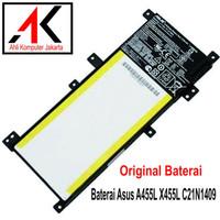 Baterai Laptop Asus A455LN A455LF A455LA A455LD A455LB A455LV Original