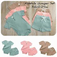 baju bayi - Jumper bayi - baju newborn bayi - baju polos bayi