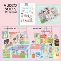 34 audiobook 13 belajar anak mandarin inggris buku sekolah soundbook