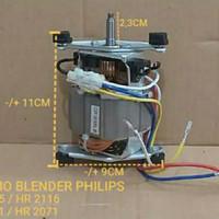 DINAMO BLENDER PHILIPS HR 2115 - HR 2116 - HR 2061 - HR 2071
