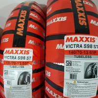 Ban Maxxis Yamaha Nmax Depan Belakang 120/70-13 & 140/70-13