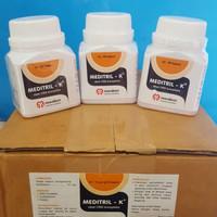 MEDITRIL-K 50 kapsul obat kolera crd komplek