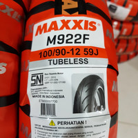 Ban Maxxis M922F 100/90-12 Ban Depan Scoopy New