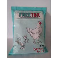 Freetox 1 kg Anti Toxin Jamur Medion
