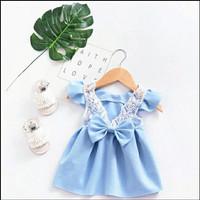 Baju dress pesta bayi balita gaun anak perempuan baby dress