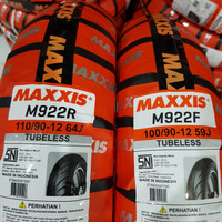 Ban Maxxis 100/90-12 & 110/90-12 Ban Scoopy New