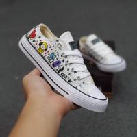 Sepatu Converse BTS