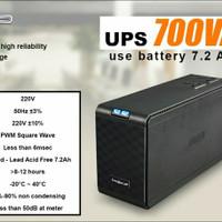 UPS POWERUP POWER UP 700VA