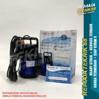 POMPA CELUP AIR / SAN-EI 132 NON-AUTO /DORONG 6 METER / 130 WATT