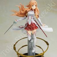 Action Figure Sword Art Online Yuuki Asuna SAO Cosplay Japanese Toy