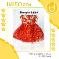 Cheongsam cewek murah / Imlek Anak / Baju Shanghai anak #L8169 - 12