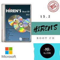 Promo Hiren Boot CD Versi 15.2 Murah