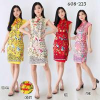 Baju Batik Wanita - Ceongsam Batik Wanita Cantik