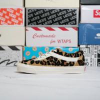 sepatu vans bold ni animal leopard