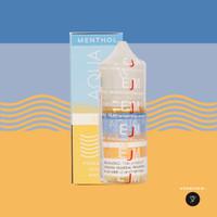 EJM Aqua Flow Menthol Salt Nic US 30ML by EJM 100% Authentic - Liquid