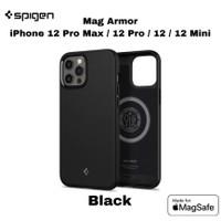 Spigen Mag Armor Soft Case iPhone 12 Pro Max / 12 Pro / 12 / 12 Mini - 12 Pro Max