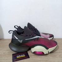 Sepatu Nike Air Zoom SuperRep Black Pink