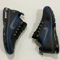 Sepatu Sneakers Nike Air Max Pegasus 35 Shield Blue Black