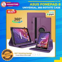 Asus FonePad 8.0 8 FE380CG Flip Stand Case Rotating Casing Folio Cover
