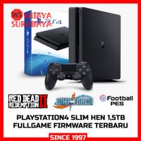 PS4 SLIM HEN 1500GB/1,5TB FULLGAME FIRMWARE TERBARU