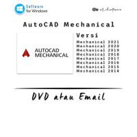 Software AutoCAD Mechanical 2021 - 2020 - 2019 - 2018 - 2017 - 2016 -