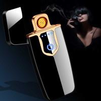 Jual Korek Api Elektrik Fingerprint Touch Sensor