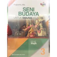 Buku seni budaya kelas 12 penerbit erlangga kurikulum 2013 revisi