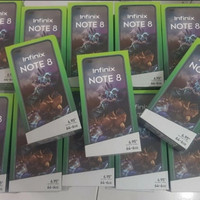 Infinix Note 8 Ram 6GB /64GB