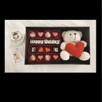 paket coklat buket boneka kado valentine anniversary
