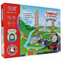 Mainan kereta thomas Track Full Set