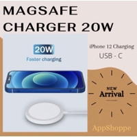 Wireless MagSafe Charger 20W Fast Charging For iPhone 8 X SE 11 12