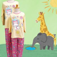 Baju Tidur Anak Cewek Anne Claire ( Kitty Space) St. Lgn pjg cln pjg