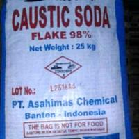 caustic soda flake soda api 1 kg Naoh Asahi pembersih saluran mampet
