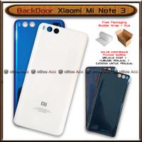 BackDoor Tutup Casing Belakang HP Xiaomi Mi Note 3 Cover