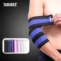 Aolikes 1546 Elbow Pad Brace Bandage - Pelindung Siku