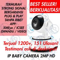 A882 IP CAM CAMERA CCTV PORTABLE WIRELESS / BABY CAM WIRELESS CCTV