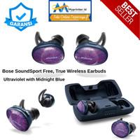 Bose SoundSport Free, True Wireless Earbuds, Ultraviolet
