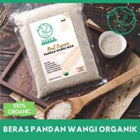 Beras Putih Pandan Wangi Organik 2 Kg Opera Organic White Rice Sehat