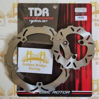 Paket Disc piringan cakram SATRIA FU 150 / FI T-max shape TDR
